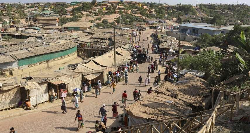 人口密度是台北市8倍!世界最擁擠難民營首起新冠肺炎確診,1900名羅興亞人接受隔離