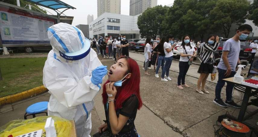 謊報全員陰性、重篩後發現3例確診!中國河北病毒檢測大出包