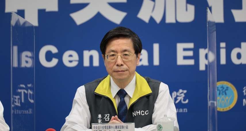 台灣武漢肺炎病患9成痊癒了!重症者全數脫離呼吸器,張上淳道出患者最近狀況