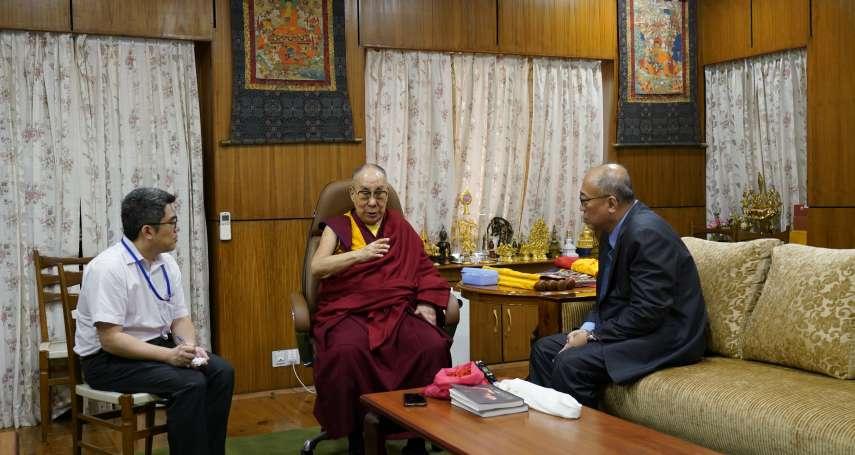 【國際廣角鏡】專訪:隨侍達賴喇嘛起居的台灣「哈佛人」──蔣揚仁欽博士