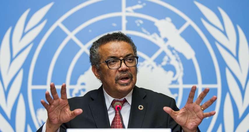 譚德塞遭祖國斥為「罪犯」!衣索比亞政府軍稱:他暗中替「叛軍」採購武器