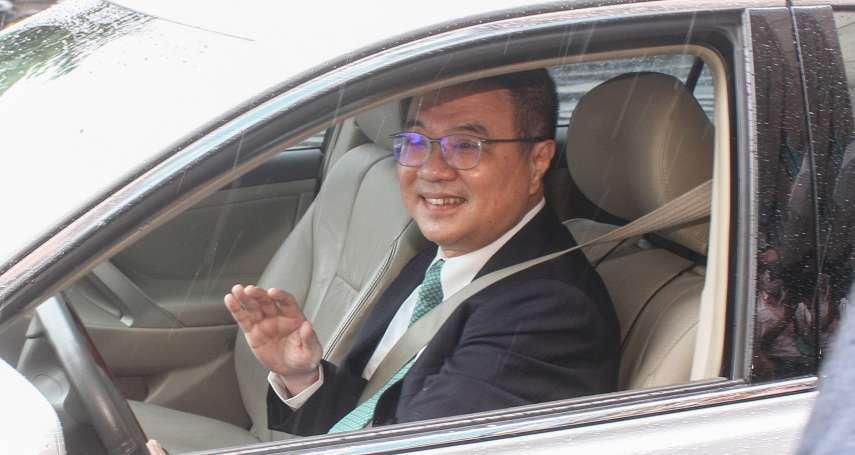 卓榮泰「掏心、掏肺、掏口袋」 綠委大爆選舉暖心故事