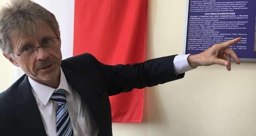 「中國是捷克第2大貿易夥伴」 極力反對捷克參議長訪台 中國大使張建敏警告負面後果
