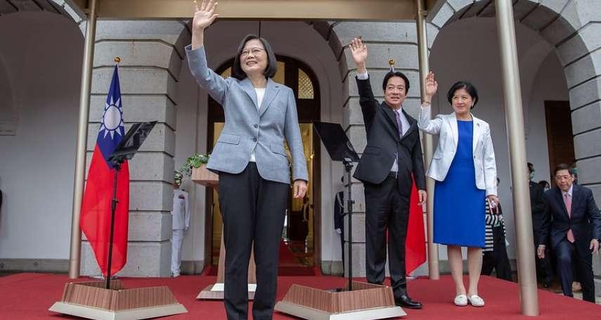 蔡英文520就職》白宮副國安顧問博明中文道賀 前副總統拜登推文讚台灣