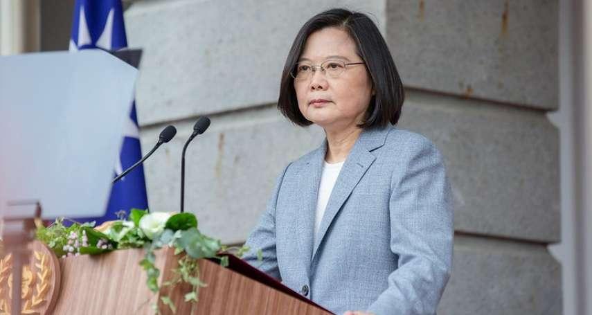 新新聞》李、扁、馬、蔡,歷任總統就職談兩岸差在哪?