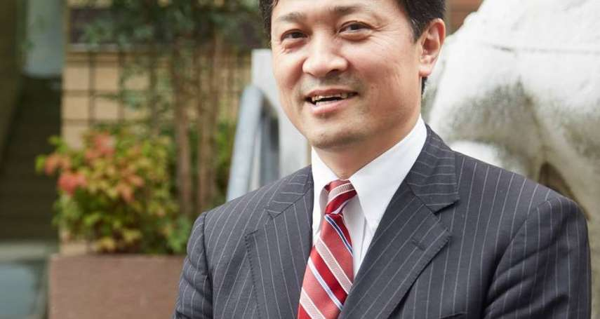 松田康博看總統就職演說:蔡英文繼續「冷處理」兩岸關係,看不到重啟談判可能