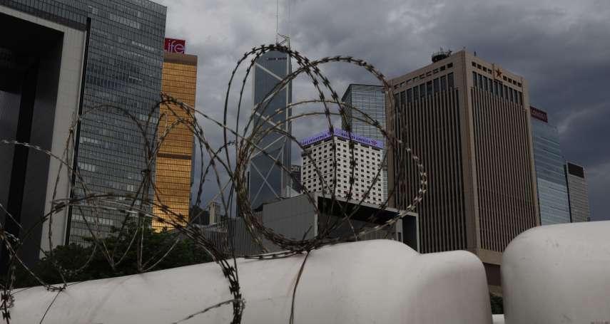 北京力推「港版國安法」 中共政治局常委韓正:去年就已下定決心