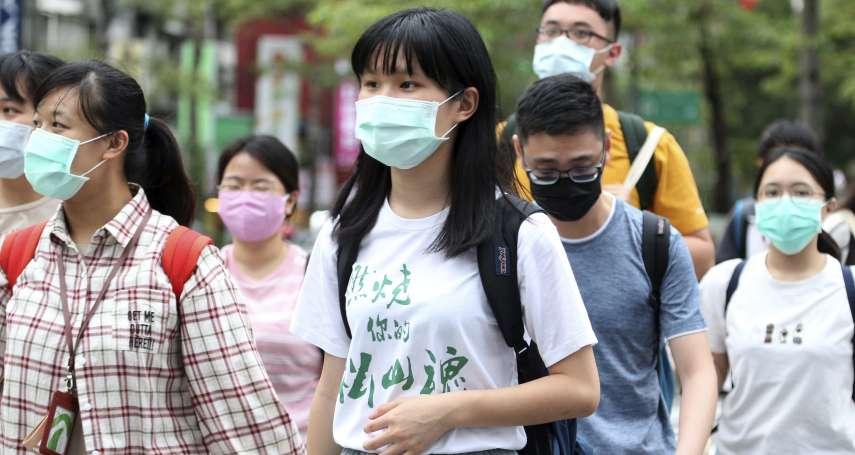 台灣防疫成效真的超強!不只武漢肺炎,流感、腸病毒…這些常見傳染病也跟著被壓制