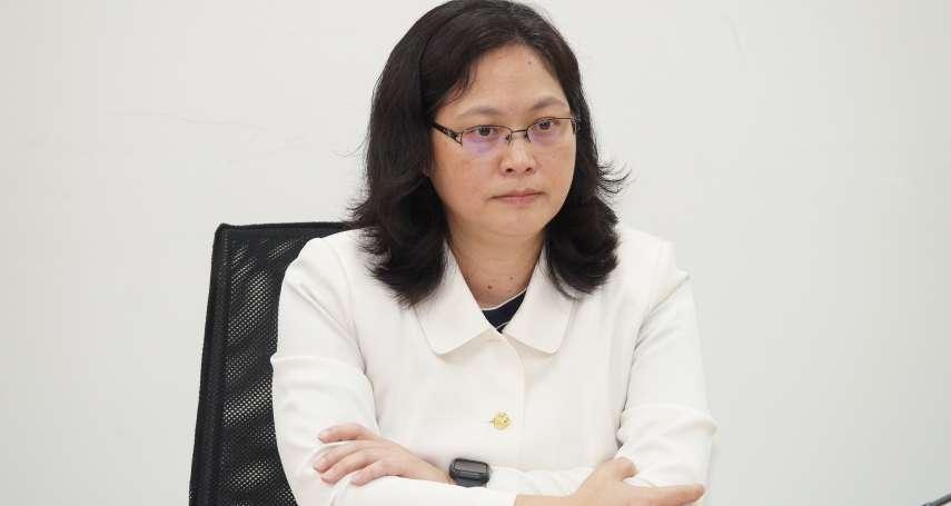 促轉會人事「民眾黨團會投下同意票」 賴香伶:轉型正義應超越黨派