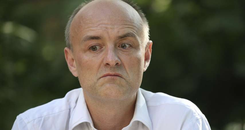 雙重標準.民怨沸騰!英國首相顧問帶頭違反禁足令 強森愛將康明斯就是不道歉、不辭職