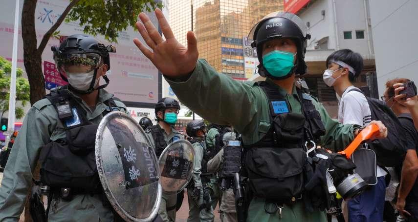 孔傑榮專欄:中國「港版國安法」會成為封鎖香港的「防毒軟體」嗎?