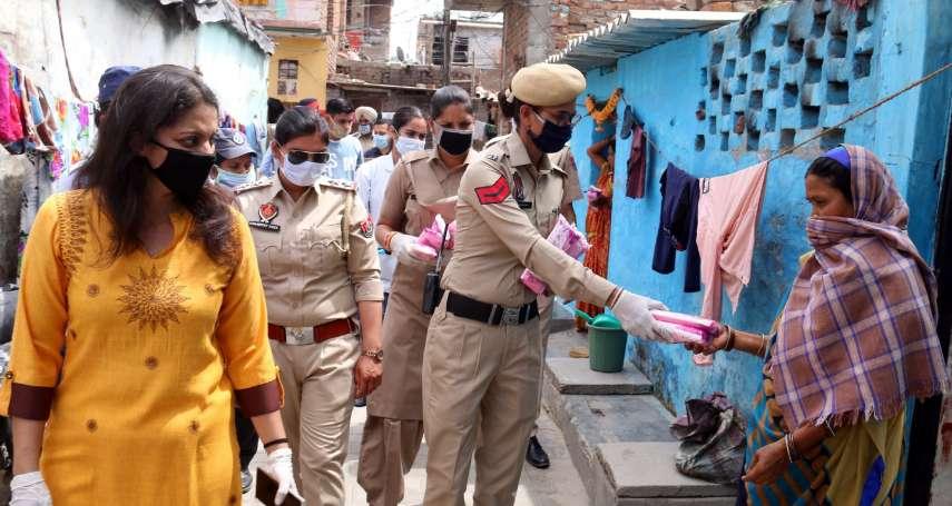 學校停課,月經可不會跟著停!疫情下印度女孩的煩惱:沒衛生棉可以用