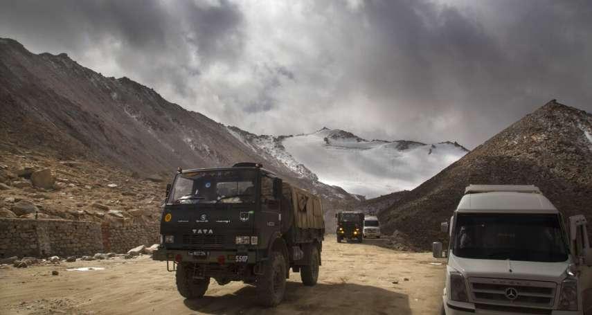 中印衝突再起》兩國互指軍隊越界,拉達克邊境爆發對峙