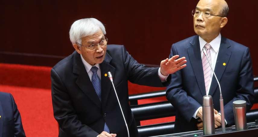 台灣成外資避風港 楊金龍暗示新台幣將轉弱