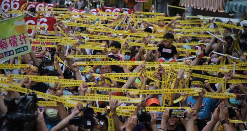 韓粉錄影、監票貼標籤「確實會嚇到人」 罷韓衝刺最終訴求「戰勝恐懼」