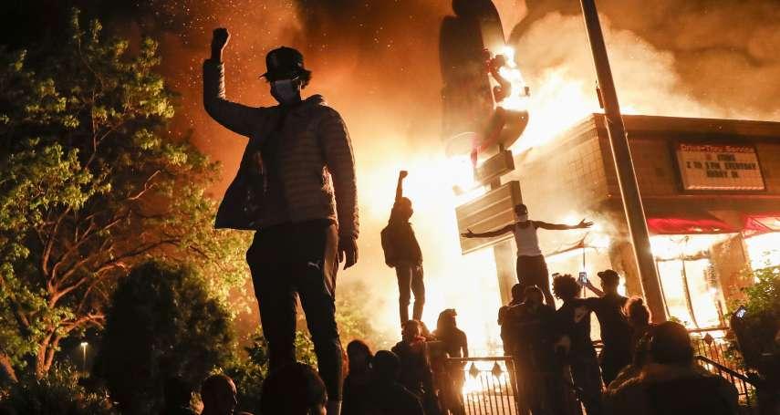 李忠謙專欄:讓人民活在一個「警察不濫殺」的國家,枉死的佛洛伊德與美國警察的過度執法