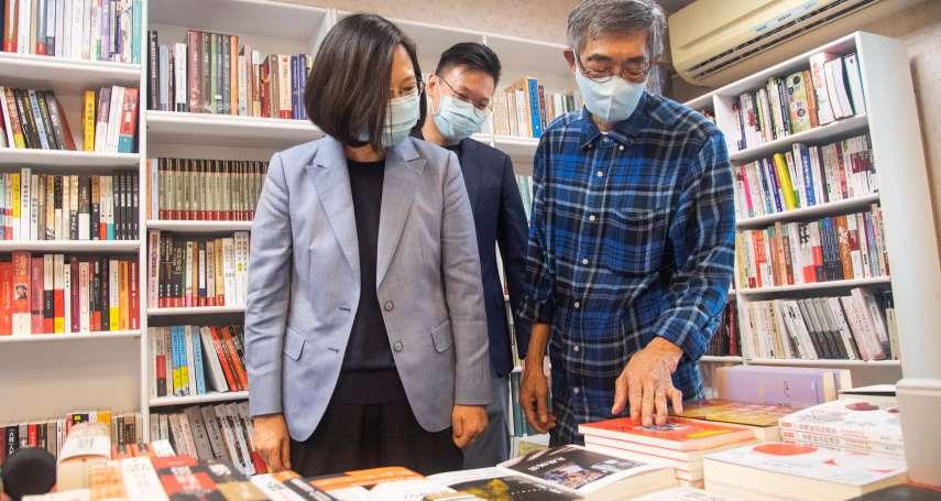 聲援香港民主!民進黨攜手銅鑼灣書店 4縣市開辦「銅鑼灣巡迴書展」