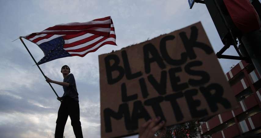 白警對黑人不當執法掀起全球共憤 「反川普」態度助長各地示威規模