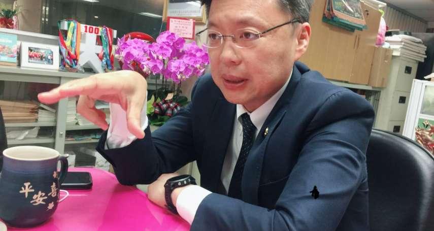 獨家》罷韓6/6投票 趙天麟:黨部發百萬簡訊催票