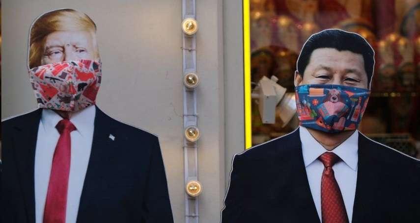 從港版國安法到華為爭議:盤點美中「新冷戰」四大戰場,雙方交惡為哪樁