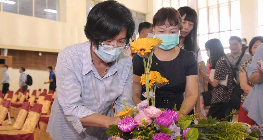 推廣花卉系列活動挺花農 彰化縣府買八萬份花材到校教學