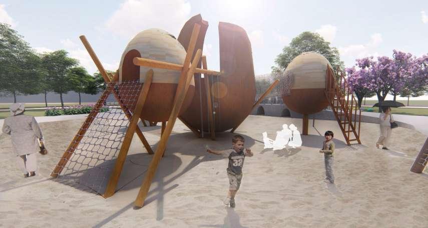 同樂共享 高市府持續推動共融式公園