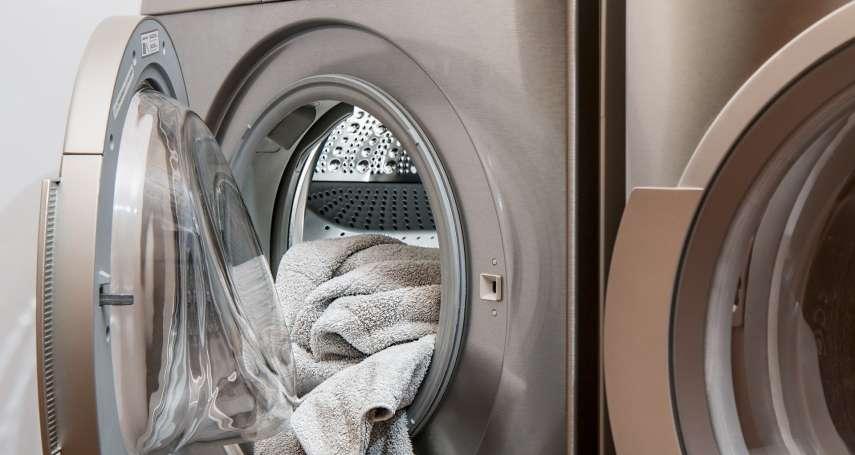 別讓洗衣機成為家庭衛生的破口!醫師道出我們最常犯的錯:用冷水洗、衣服跟內褲一起洗
