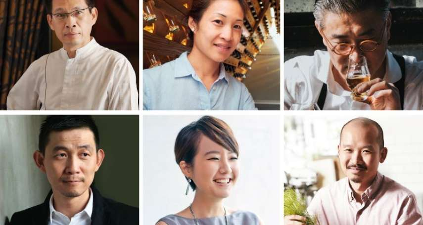 在台灣,你不能不知道的六位美食家:沒聽過他們的名字,你就是「外行人」!