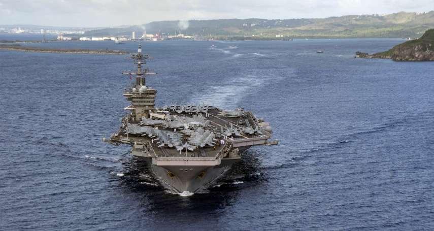 「我們的官兵永不棄艦!」因染疫停擺10週 美航母羅斯福號重返菲律賓海