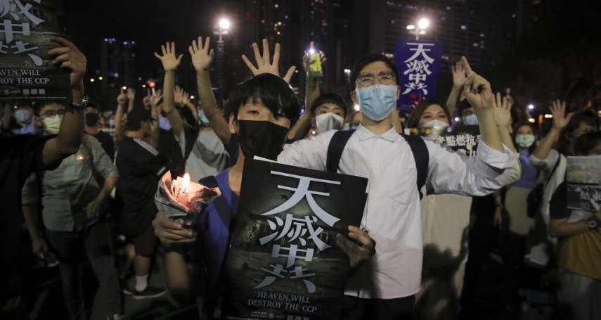 參加未獲批准的香港六四集會 黃之鋒等24名泛民派人士遭起訴