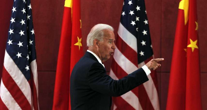 拜登當選美國總統對北京有利?專家:他會聯合盟邦施壓,美國對中國只會更強硬