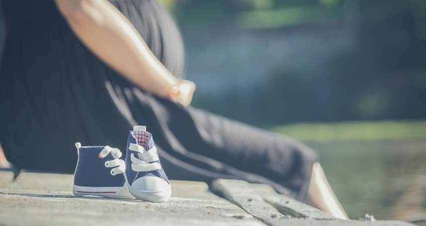 懷孕歧視》女人的肚子不是公共財!她:別再隨便伸手摸孕婦肚子