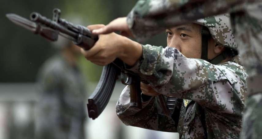 揭仲專欄:共軍能速戰速決拿下台灣嗎?