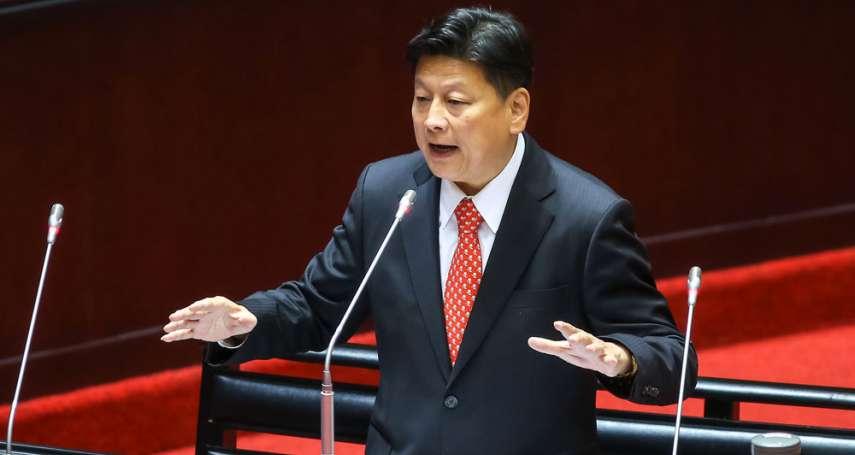 新新聞》傅崐萁「受益」新版監刑法,獄中照樣「服務選民」?