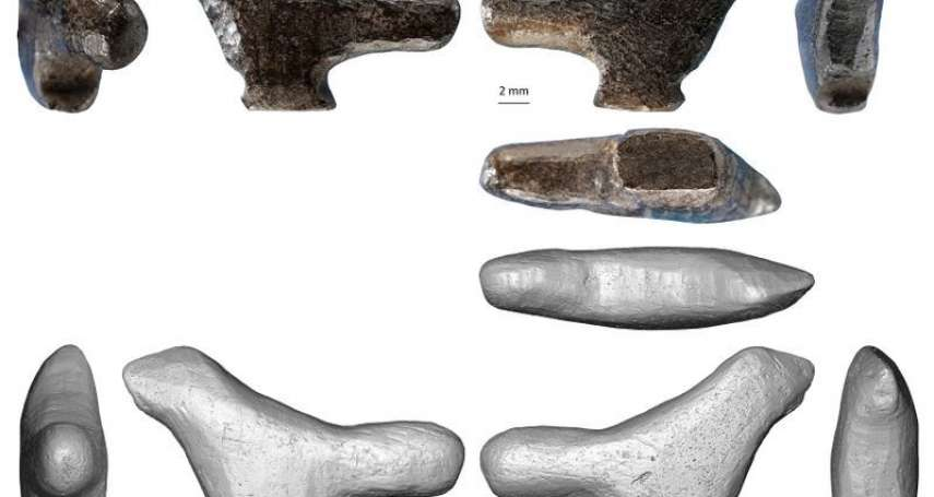 1萬3500年前的舊石器立體藝術!最新研究:河南靈井微型鳥雕是中國已知最古老雕塑品