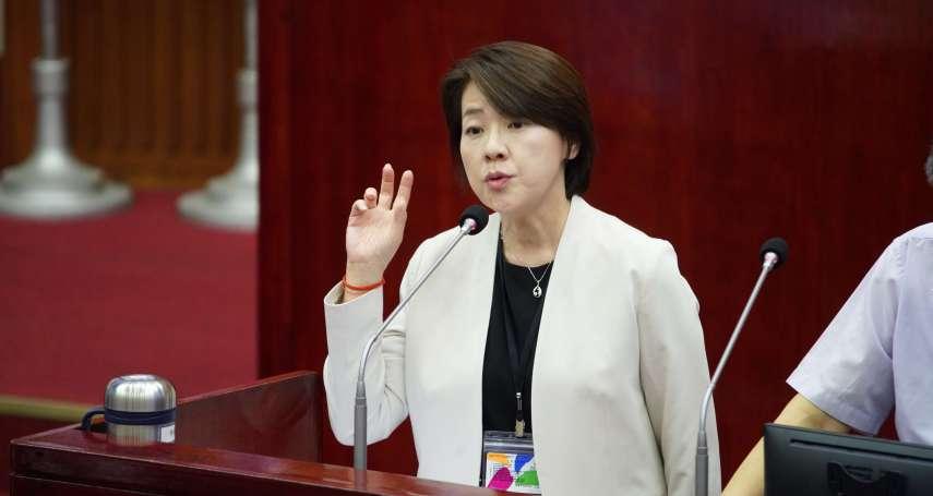 北市府拿二備金宣傳台北大縱走惹議 黃珊珊:跟郝龍斌、馬英九比是九牛一毛