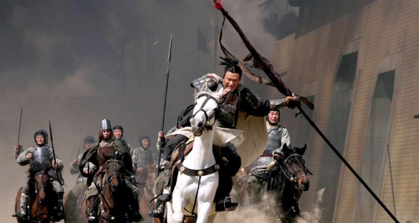 歷史上「七進七出」竟不是趙雲!揭三國末期最強猛將:18歲一騎當千,敵方主帥嚇到眼睛脫窗