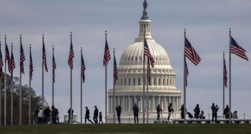 美國眾議院「中國工作小組」建議:華府應與台灣談判貿易協定、駐美代表處改以台灣命名