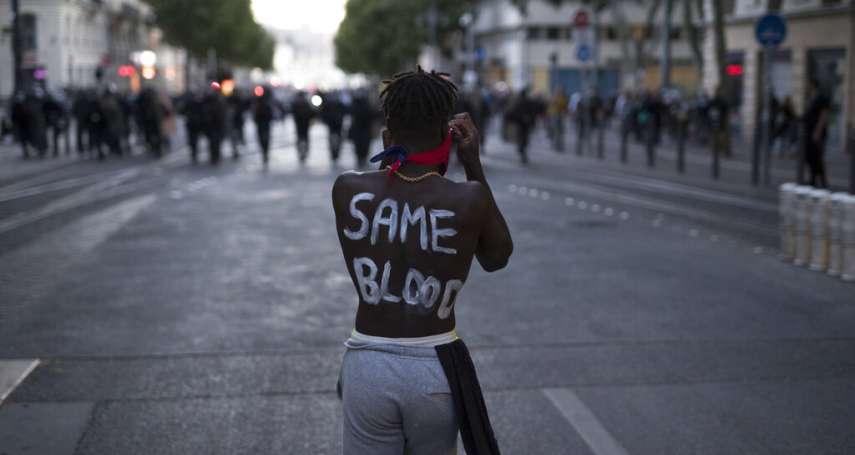 馬克宏不贊成推倒銅像!法國總統:我堅決反對種族主義,但共和國不會抹去歷史