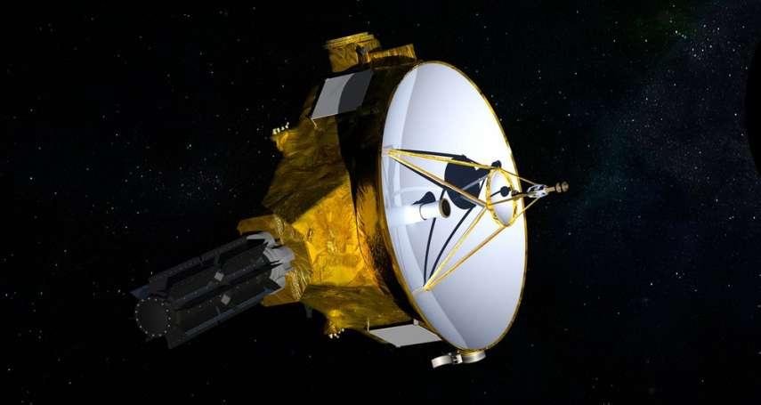 「新視野號」飛抵距地球69億公里外太空成功拍攝恆星 人類將可目睹恆星位移