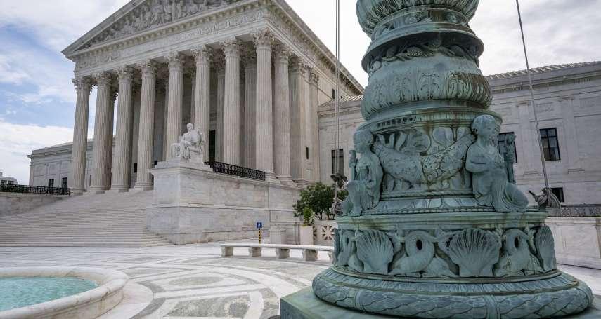 紐約防疫限制宗教場所群聚人數 美國聯邦最高法院大法官判違憲