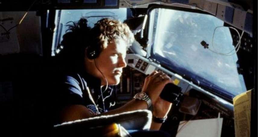 36年前完成太空漫步的女性第一人,如今又成功造訪地球最深海溝!我就是傳奇:凱瑟琳・蘇利文