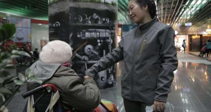 「我們離開家鄉與孩子,並不是為了找一個外國男人」紀錄片《助守在異鄉》,傾訴印尼幫傭在台灣的真實生活