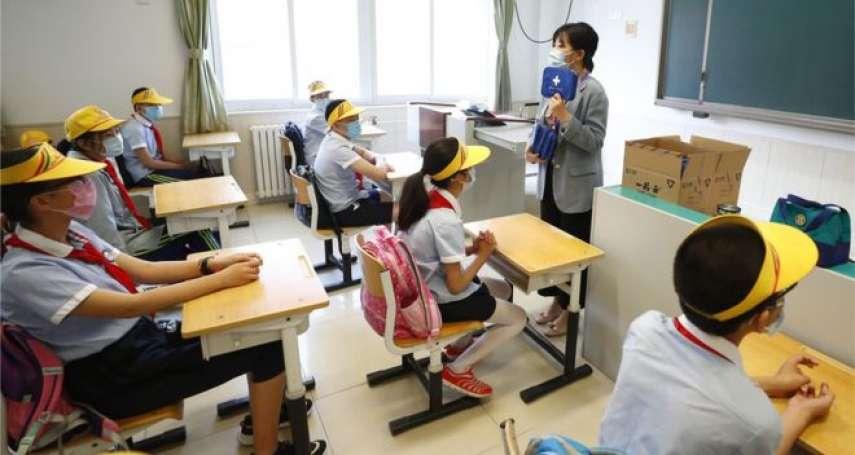 中國成為「只有讚美的世界」?江蘇五年級小學生疑墜樓身亡,引發「正能量」教育爭議