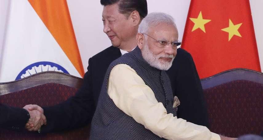 出售潛艦、強化安全合作 印度拉攏緬甸抗衡中國