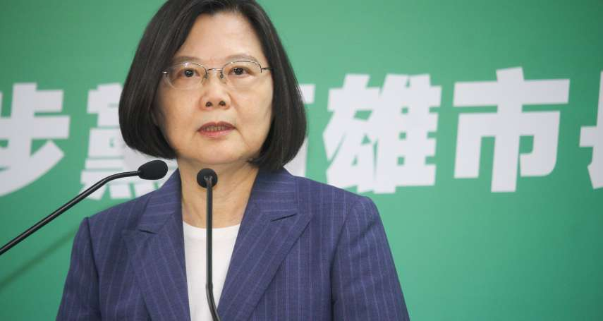 連陳菊也昨天才被告知!黃健庭提名風波 綠營怒火燒向「蔡英文核心幕僚圈」
