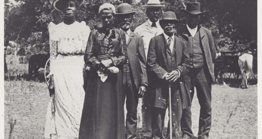 歷史上的今天》6月19日──「六月節」這天,美國南方數十萬黑奴終於自由了