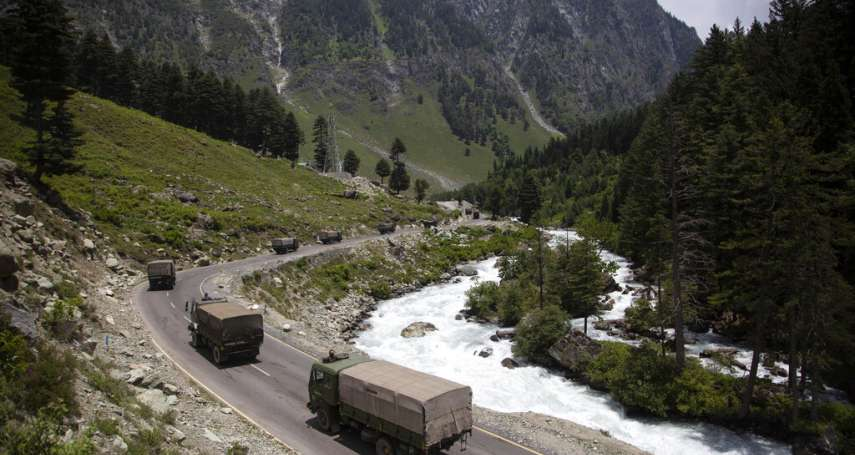 與半數鄰國有邊境問題 印度單挑中國、巴基斯坦、尼泊爾