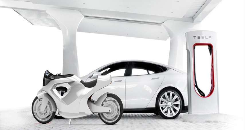 特斯拉要做摩托車了?一張「Model M」設計圖,看執行長馬斯克如何看待電動二輪車市場