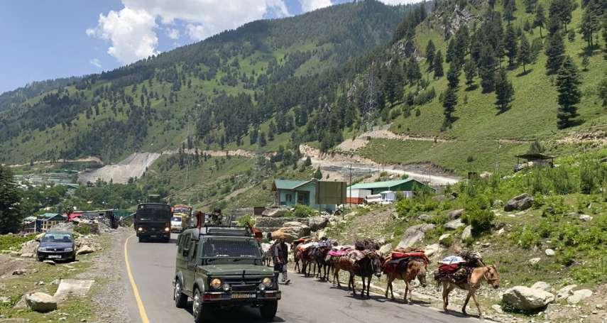 印中兩軍指揮官邊境會談陷入僵局,邊防部隊入冬將持續對峙